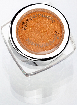 Glimmer & Glitter eyeshadow 23 - orange mandarin