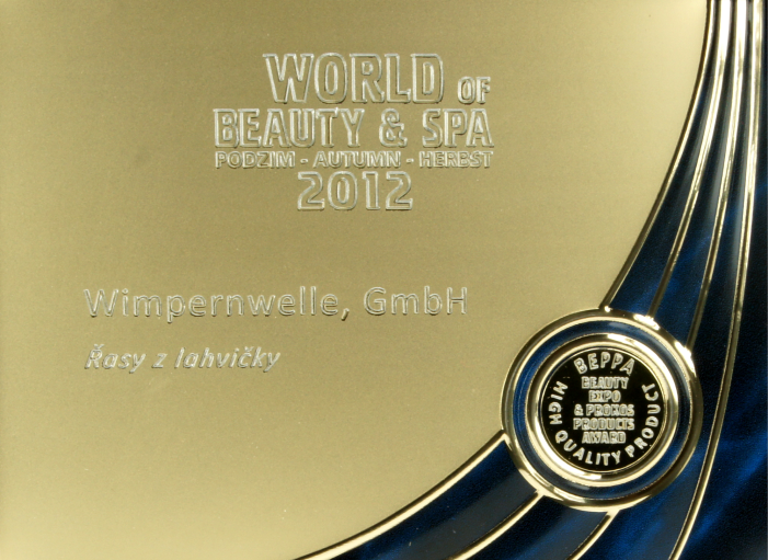 Beauty Award 2012