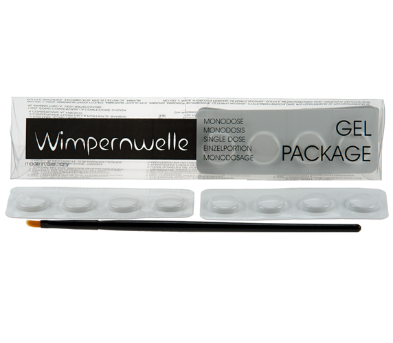 GEL PACKAGE EINZELPORTION