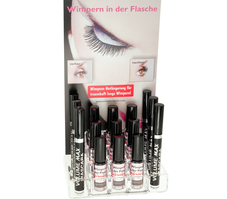WIMPERN IN DER FLASCHE DISPLAY MIX
