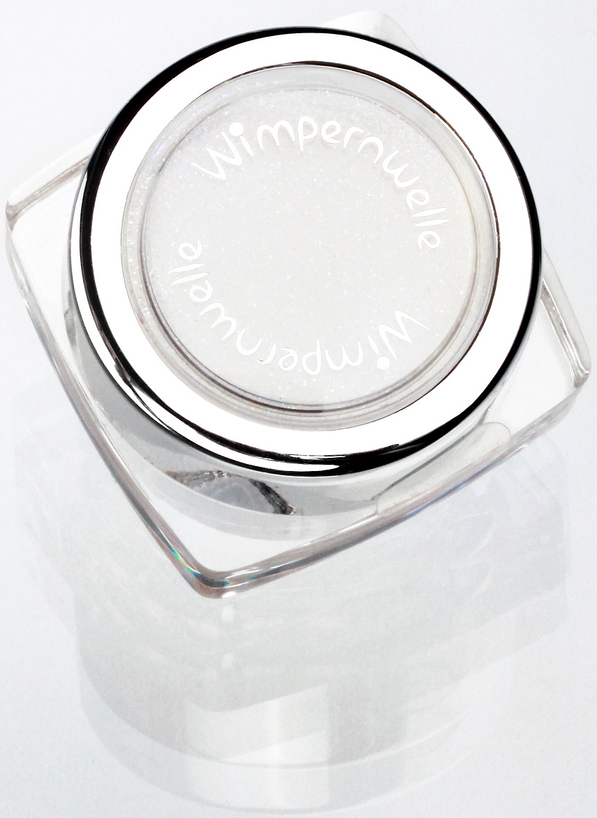 Glimmer & Glitter eyeshadow 01 - snow white